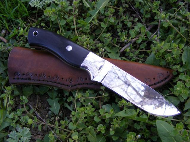 RWL34, ebony handle