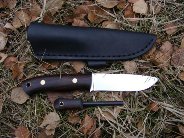 RWL34, Ironwood handle